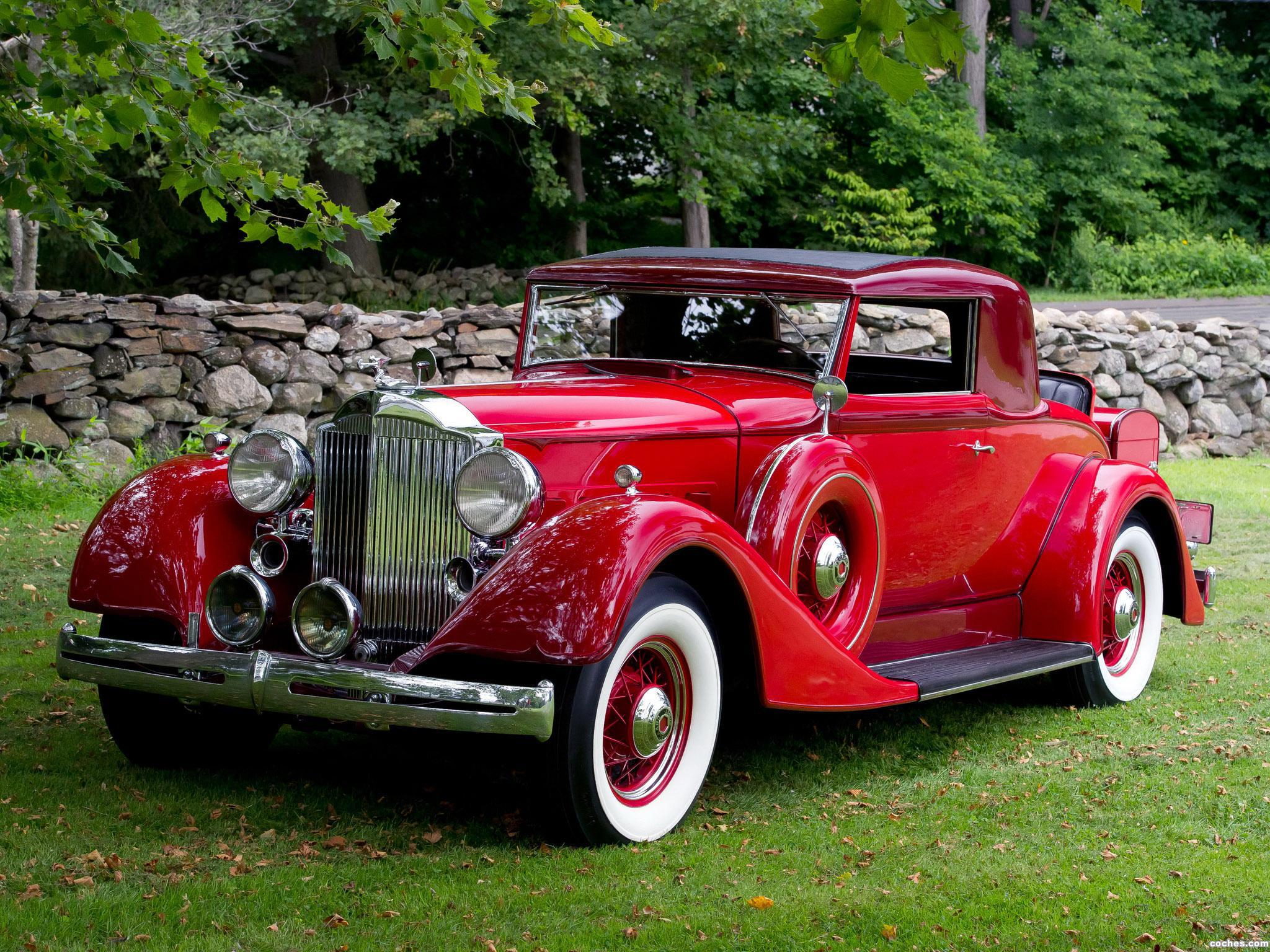 Foto 0 de Packard Eight Coupe 1934