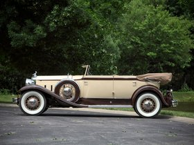 Ver foto 3 de Packard Eight Individual Custom Convertible Seda Dietrich 1931