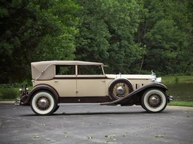 Ver foto 2 de Packard Eight Individual Custom Convertible Seda Dietrich 1931