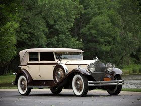 Fotos de Packard Eight Individual Custom Convertible Seda Dietrich 1931
