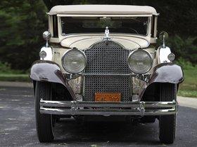 Ver foto 6 de Packard Eight Individual Custom Convertible Seda Dietrich 1931