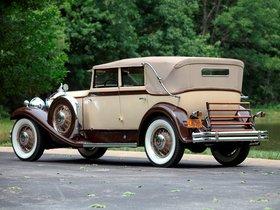 Ver foto 5 de Packard Eight Individual Custom Convertible Seda Dietrich 1931