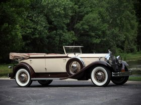 Ver foto 4 de Packard Eight Individual Custom Convertible Seda Dietrich 1931