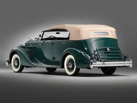 Ver foto 2 de Packard Eight Phaeton 1936