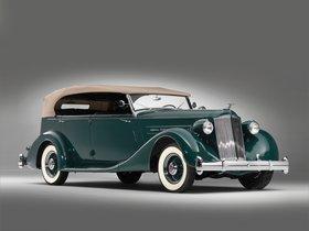 Fotos de Packard Eight Phaeton 1936