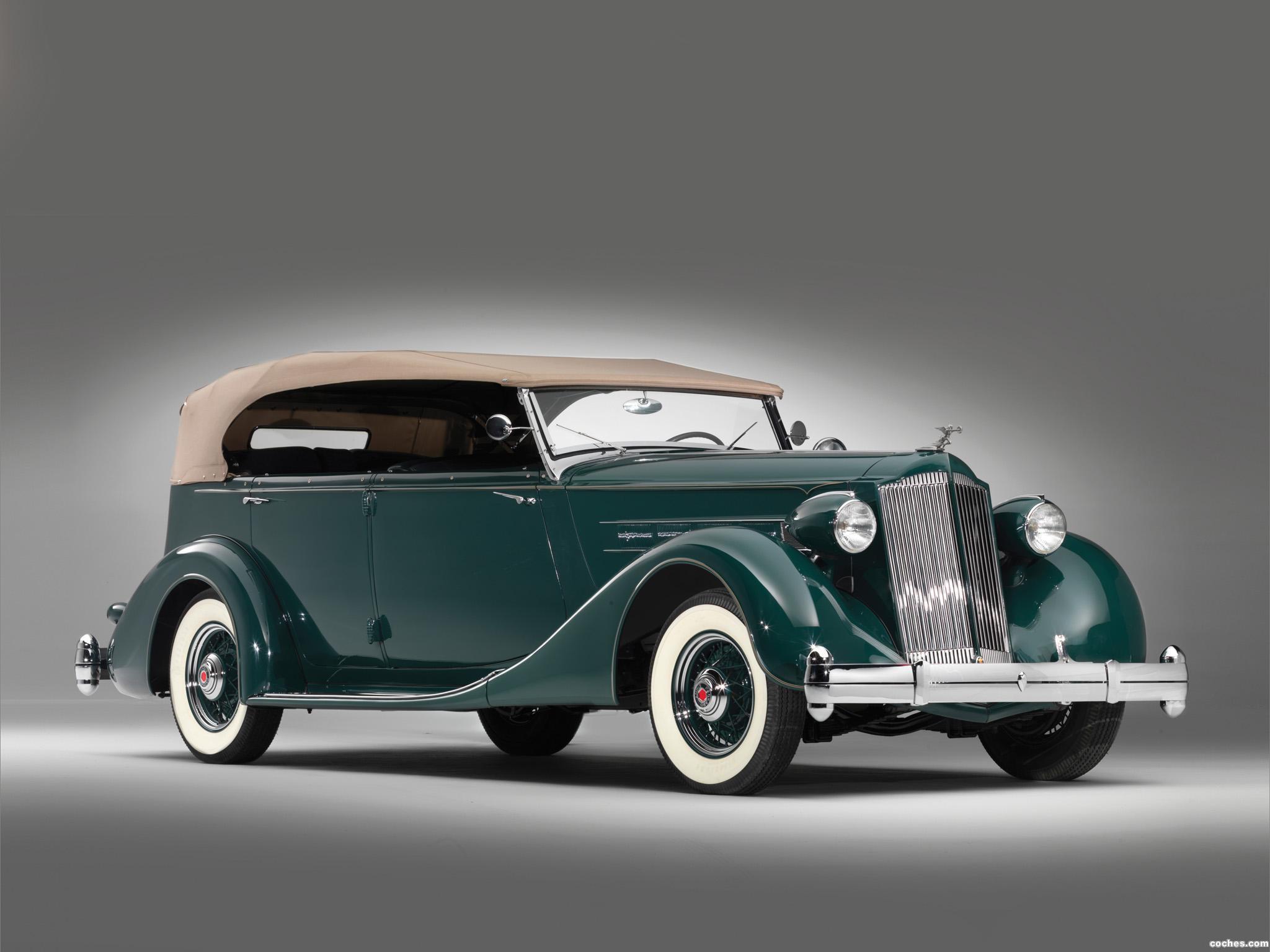 Foto 0 de Packard Eight Phaeton 1936