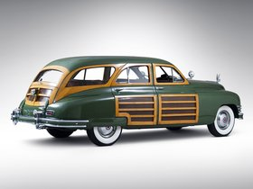 Ver foto 6 de Packard Eight Station Sedan  1948