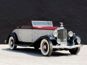 Ver foto 1 de Packard Light Eight Coupe Roadster 1932