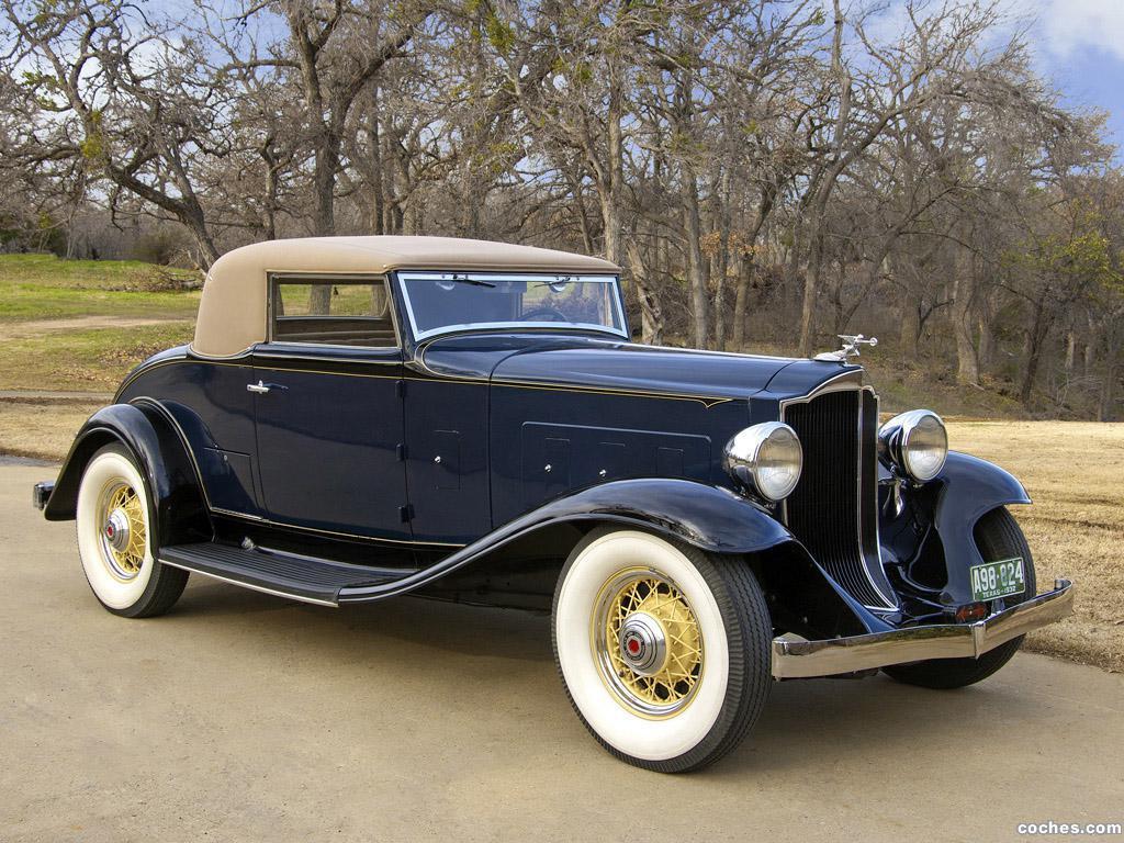 Foto 0 de Packard Light Eight Coupe 1932