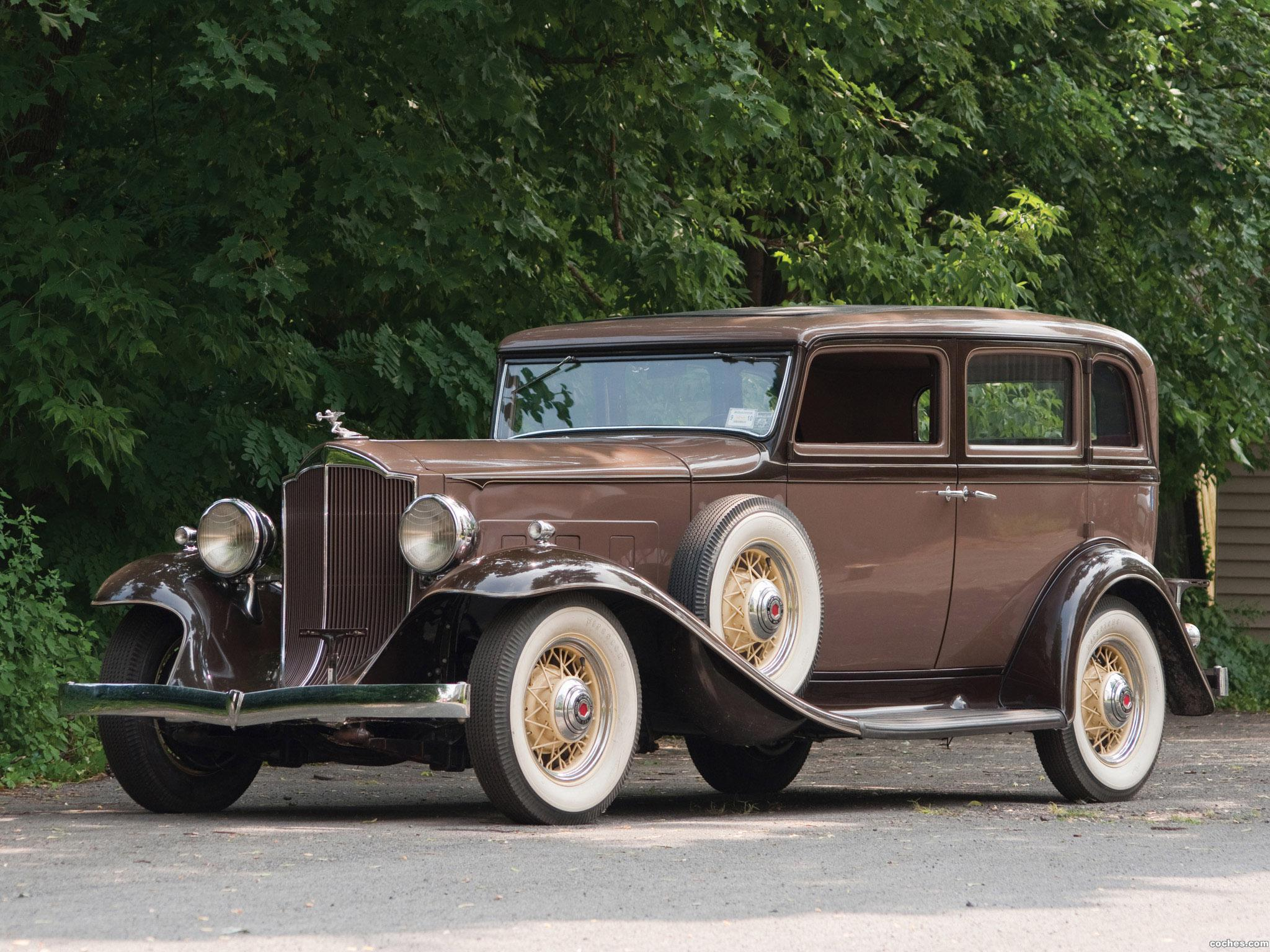 Foto 0 de Packard Light Eight Sedan 1932