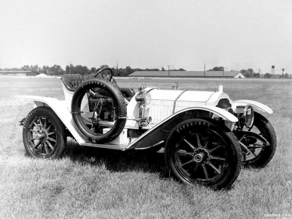 Foto 0 de Packard Model 30 Runabout 1912
