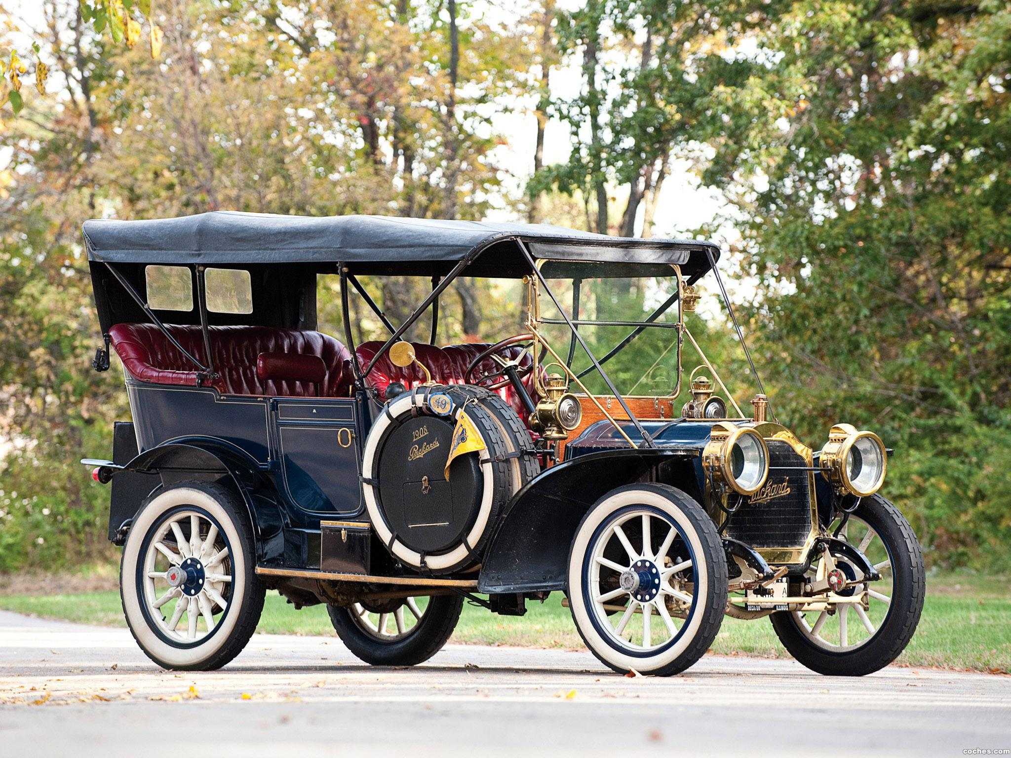 Foto 0 de Packard Model 30 Touring 1912