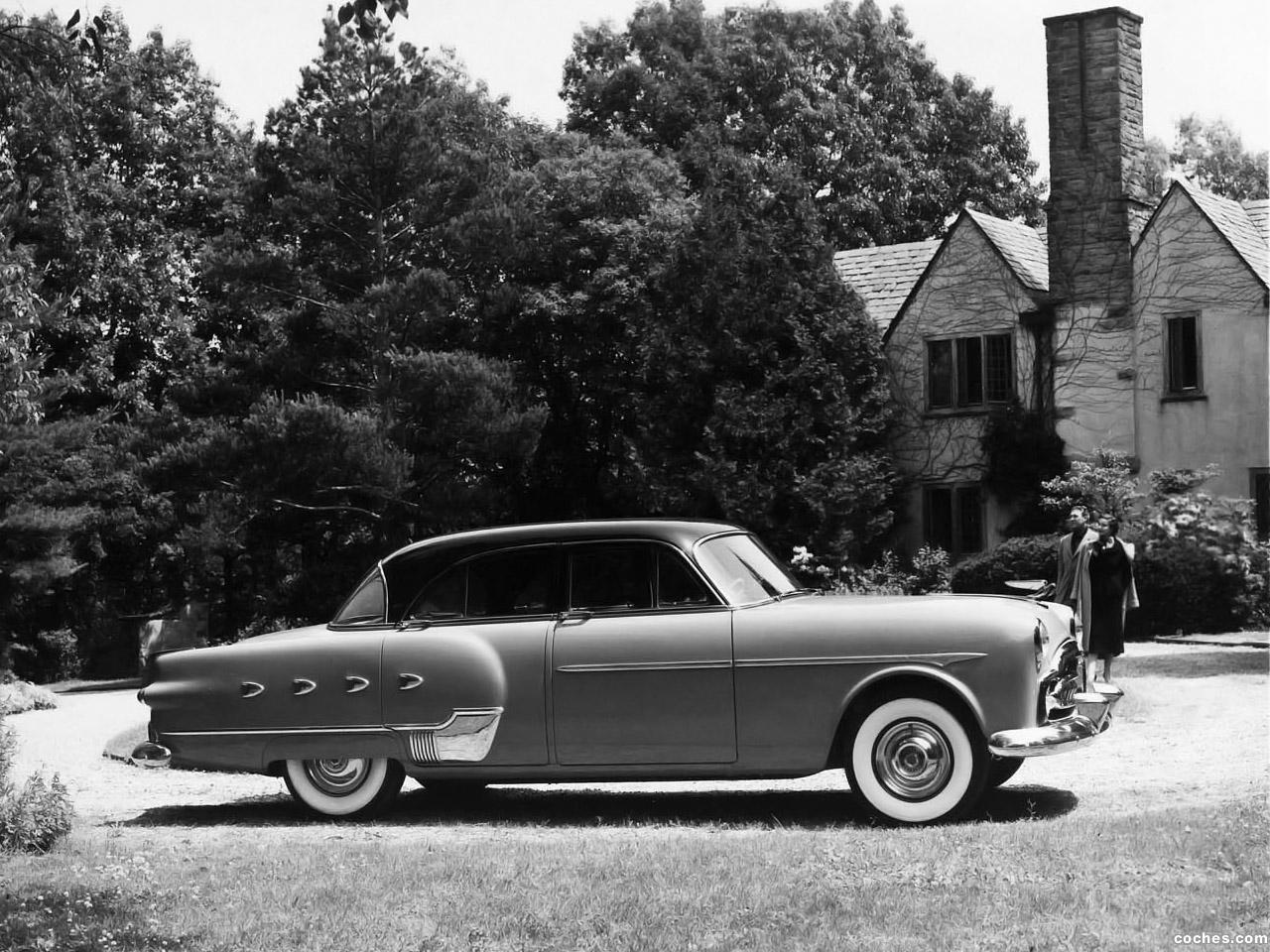 Foto 2 de Packard Patrician 400 Touring Sedan 1952