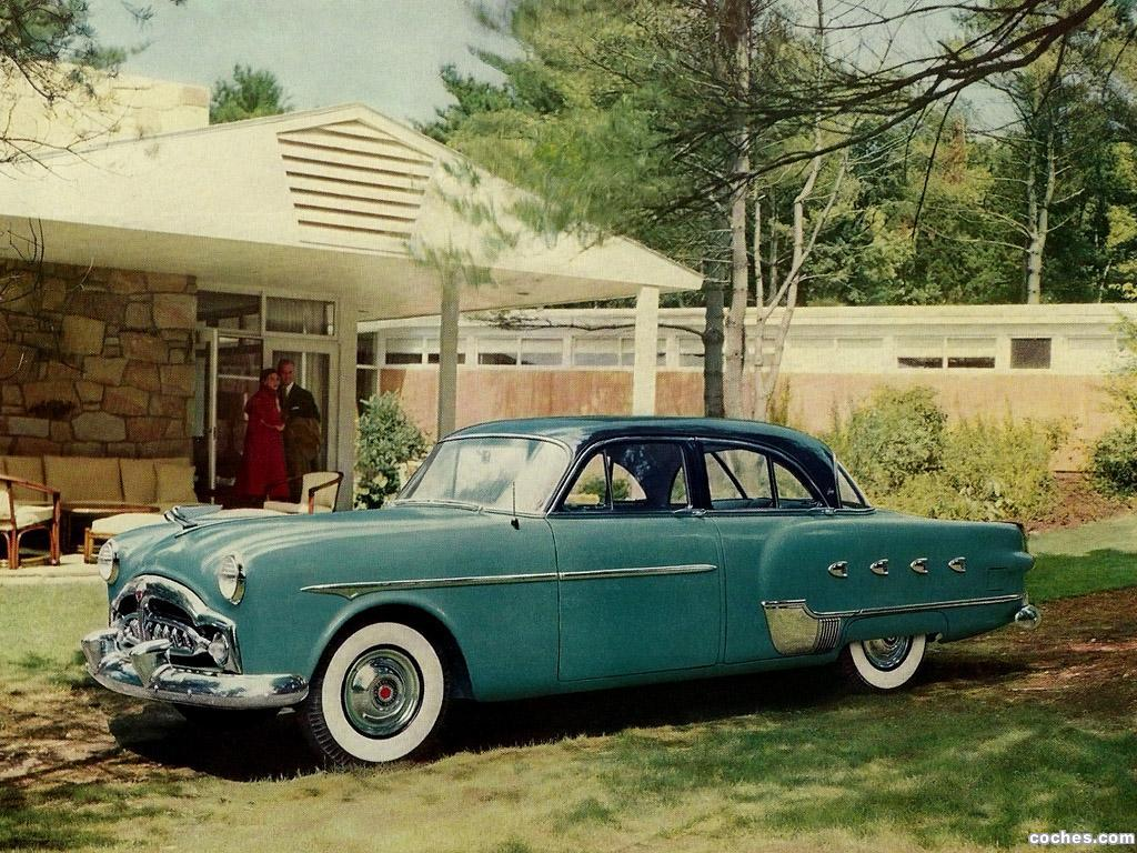 Foto 0 de Packard Patrician 400 Touring Sedan 1952