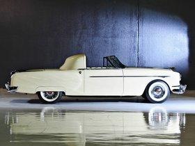 Ver foto 7 de Packard Saga Concept Car 1955