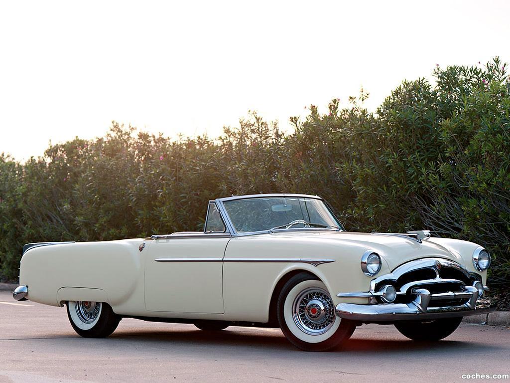 Foto 0 de Packard Saga Concept Car 1955