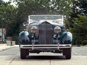 Ver foto 7 de Packard Six Convertible 115-C 1937