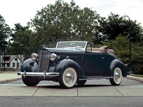 Ver foto 6 de Packard Six Convertible 115-C 1937