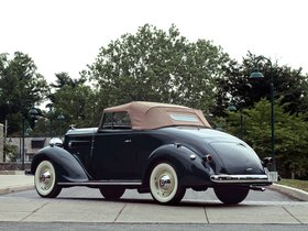 Ver foto 5 de Packard Six Convertible 115-C 1937