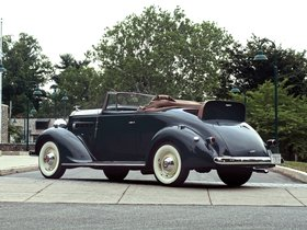 Ver foto 4 de Packard Six Convertible 115-C 1937