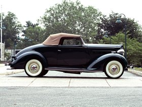 Ver foto 2 de Packard Six Convertible 115-C 1937