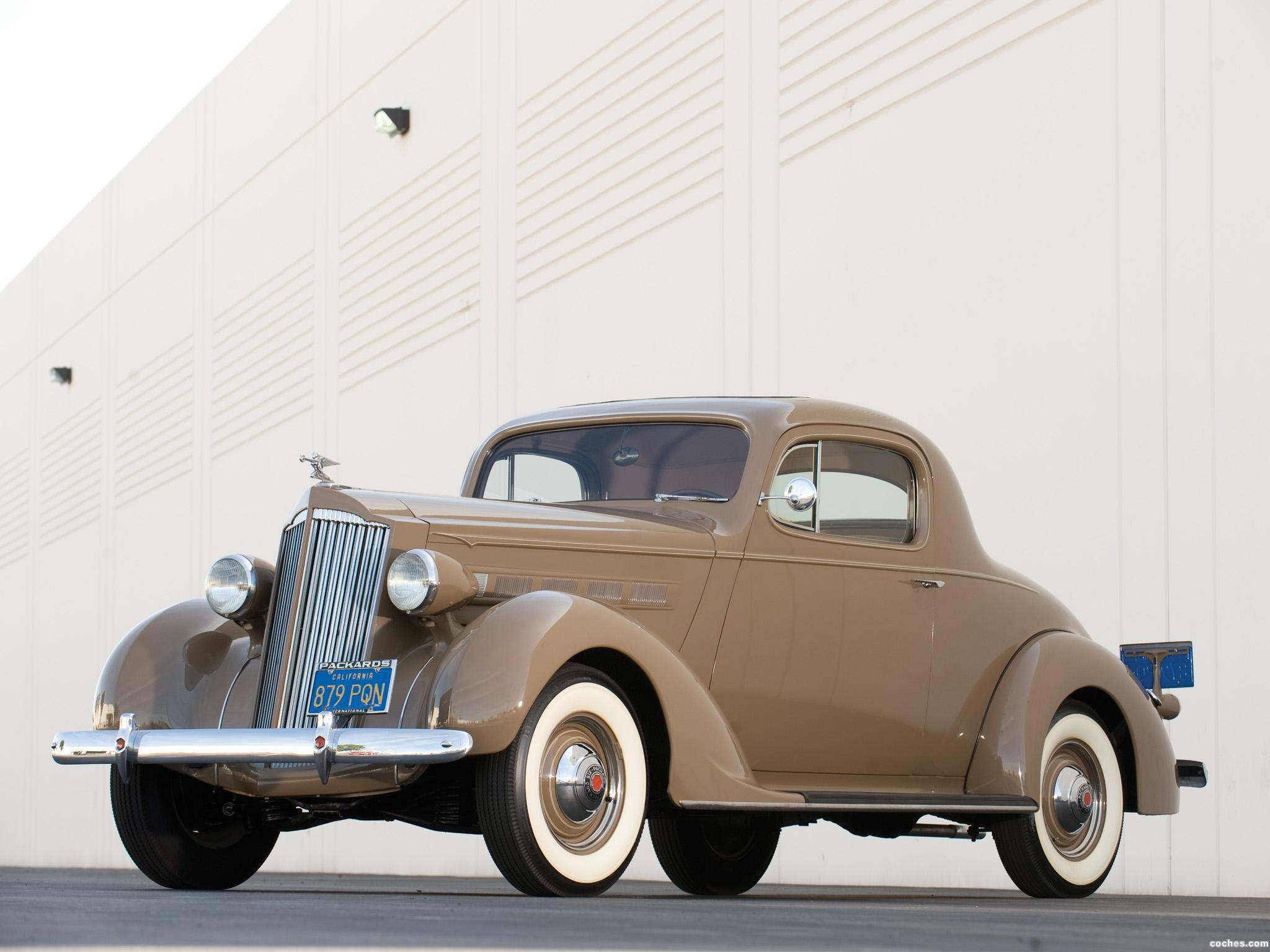 Foto 0 de Packard Six Coupe 1937