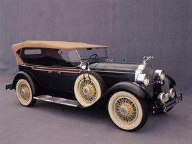 Ver foto 10 de Packard Six Phaeton 1927