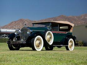 Ver foto 9 de Packard Six Phaeton 1927
