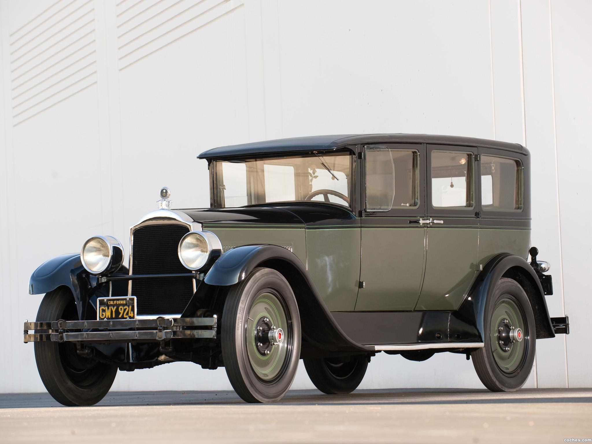 Foto 0 de Packard Six Sedan 1927
