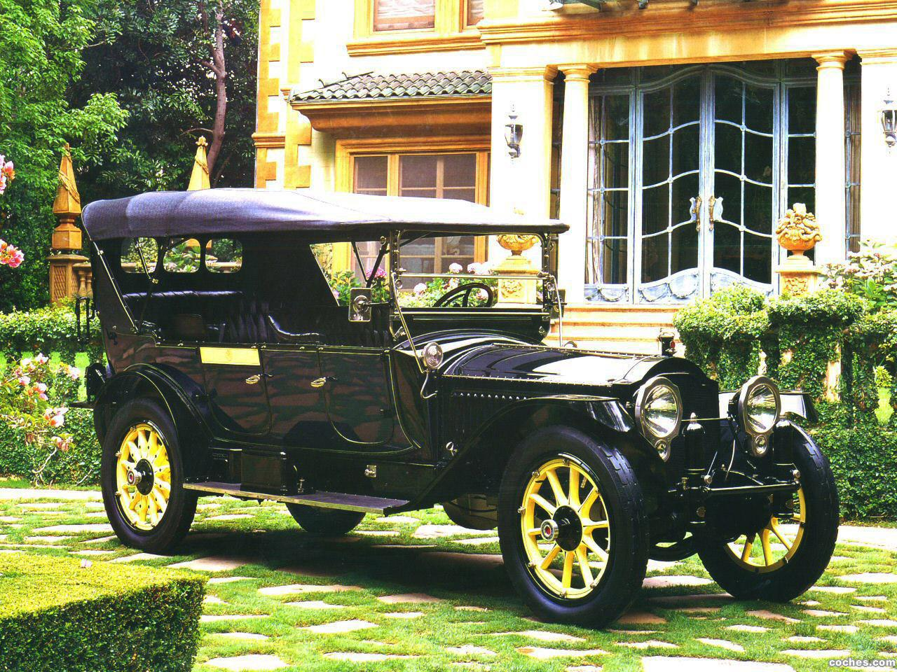 Foto 0 de Packard Six Touring 1913