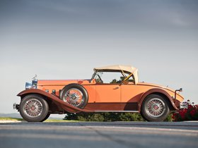 Ver foto 18 de Packard Speedster Eight Boattail Roadster 1930