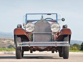 Ver foto 17 de Packard Speedster Eight Boattail Roadster 1930