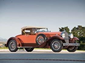Ver foto 14 de Packard Speedster Eight Boattail Roadster 1930