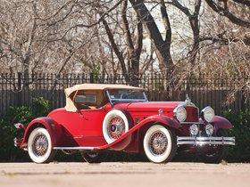 Ver foto 13 de Packard Speedster Eight Boattail Roadster 1930