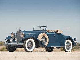 Ver foto 11 de Packard Speedster Eight Boattail Roadster 1930