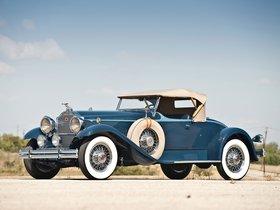 Ver foto 7 de Packard Speedster Eight Boattail Roadster 1930
