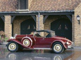 Ver foto 6 de Packard Speedster Eight Boattail Roadster 1930