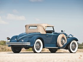Ver foto 19 de Packard Speedster Eight Boattail Roadster 1930