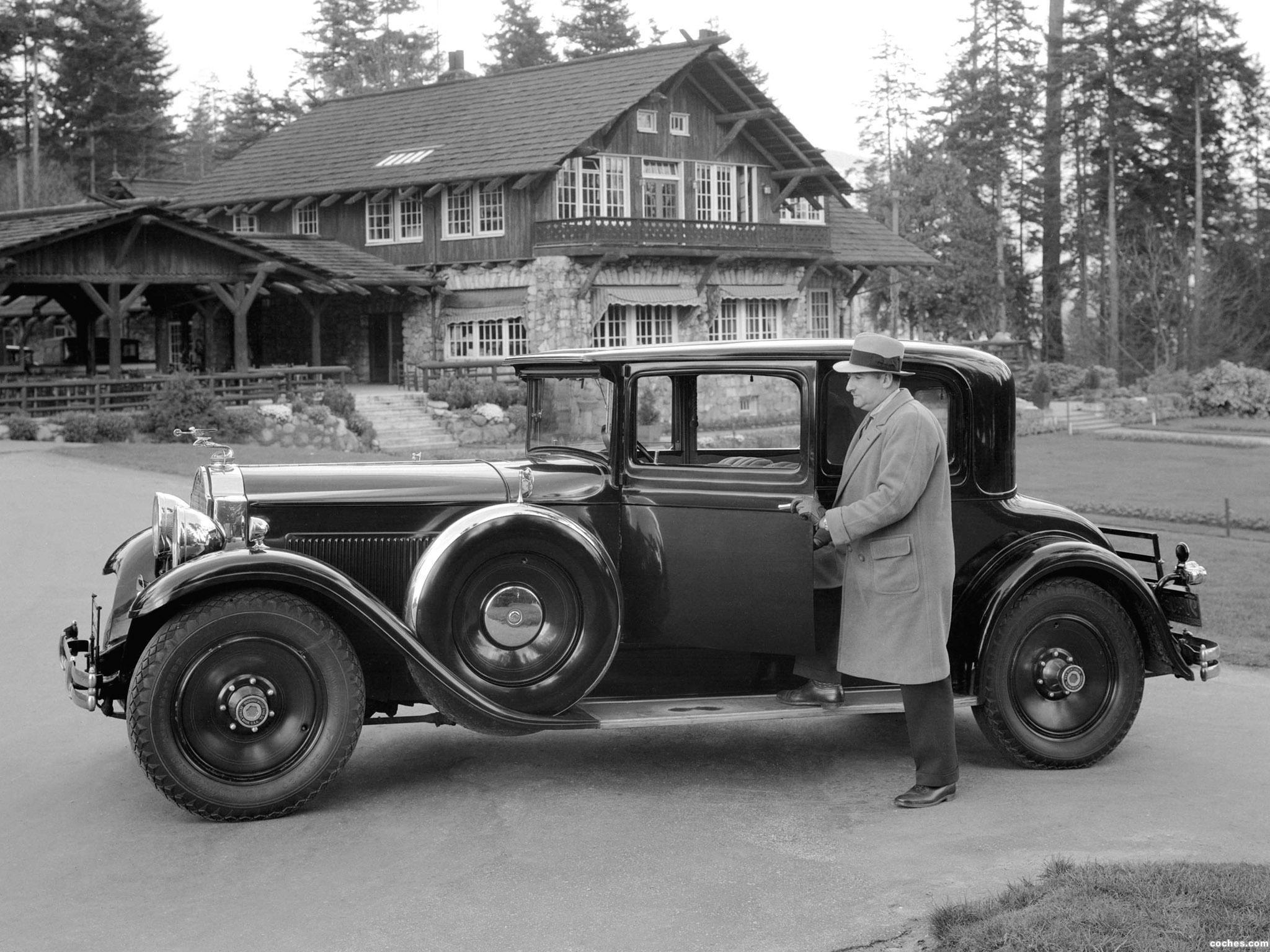 Foto 0 de Packard Standard Eight Coupe 1932