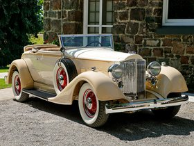 Ver foto 1 de Packard Standard Eight Coupe Roadster 1934
