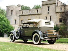 Ver foto 2 de Packard Standard Eight Phaeton 1930