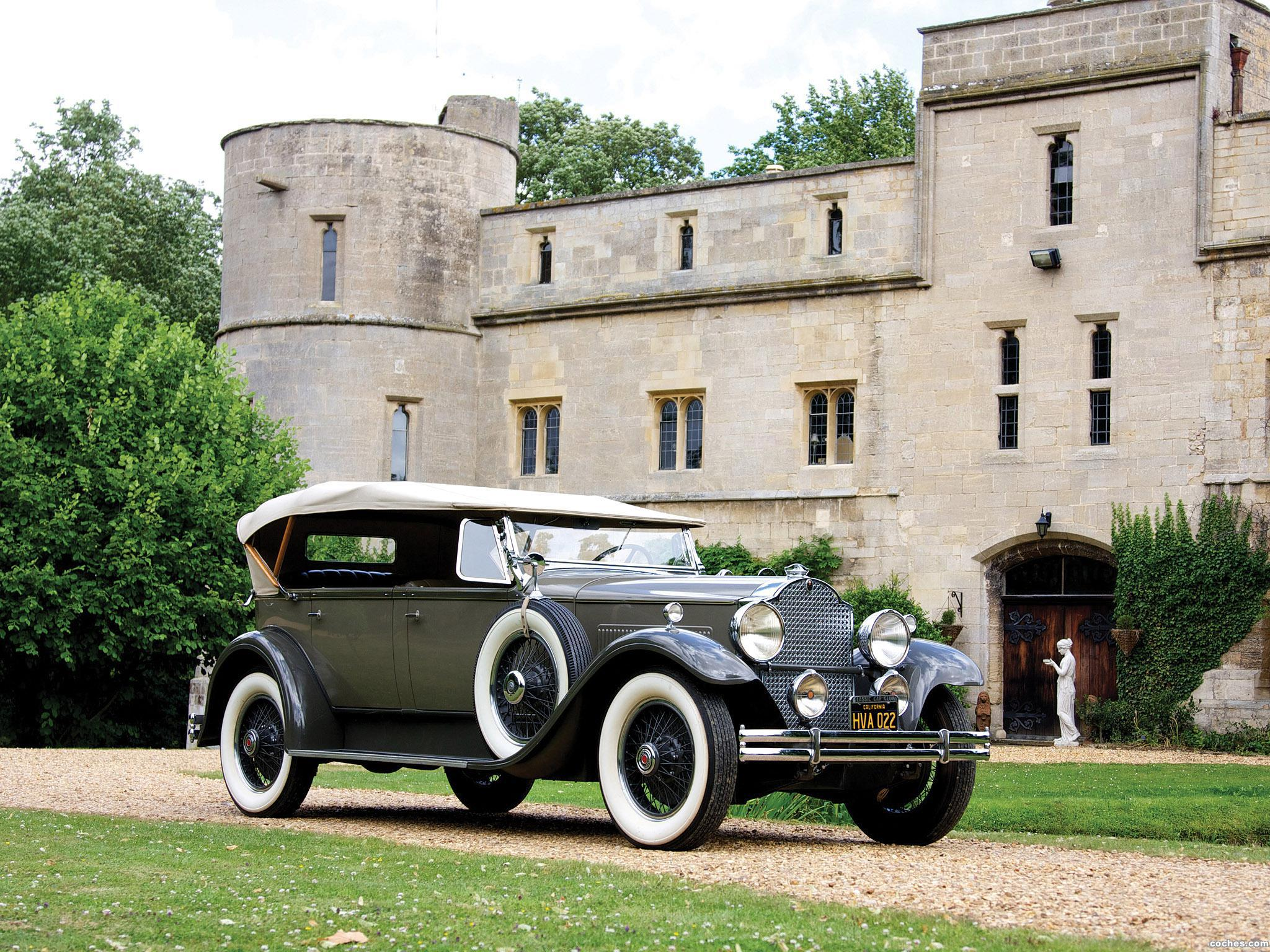 Foto 0 de Packard Standard Eight Phaeton 1930