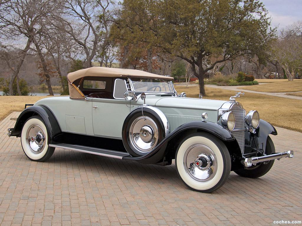 Foto 0 de Packard Standard Eight Roadster 1930