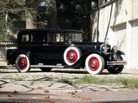 Fotos de Packard Standard Eight Sedan Limousine 1931