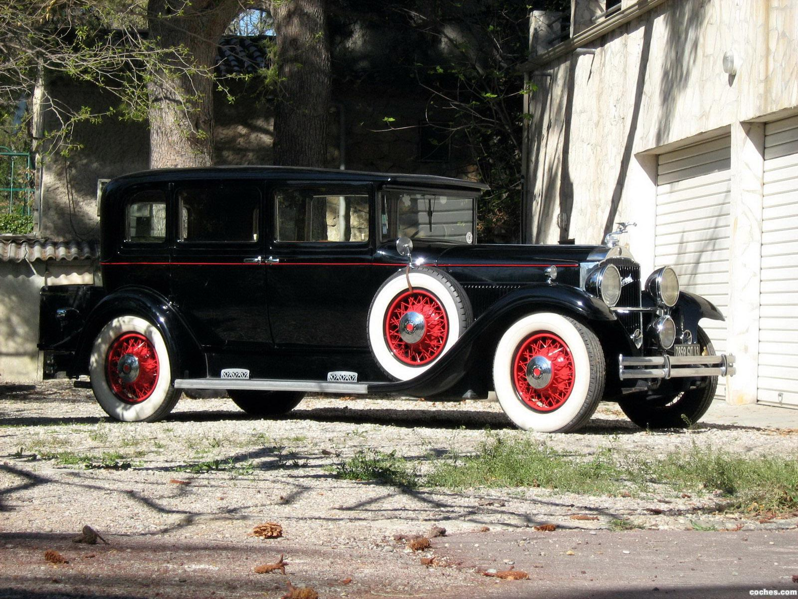Foto 0 de Packard Standard Eight Sedan Limousine 1931