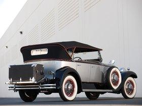 Ver foto 2 de Packard Standard Eight Sport Phaeton 1931