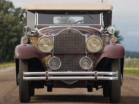 Fotos de Packard Standard Eight Sport Phaeton 1931