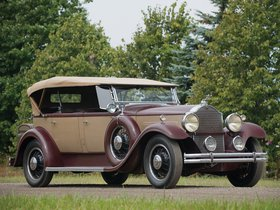 Ver foto 7 de Packard Standard Eight Sport Phaeton 1931