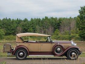 Ver foto 5 de Packard Standard Eight Sport Phaeton 1931