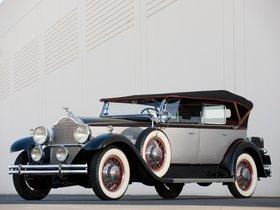 Ver foto 3 de Packard Standard Eight Sport Phaeton 1931